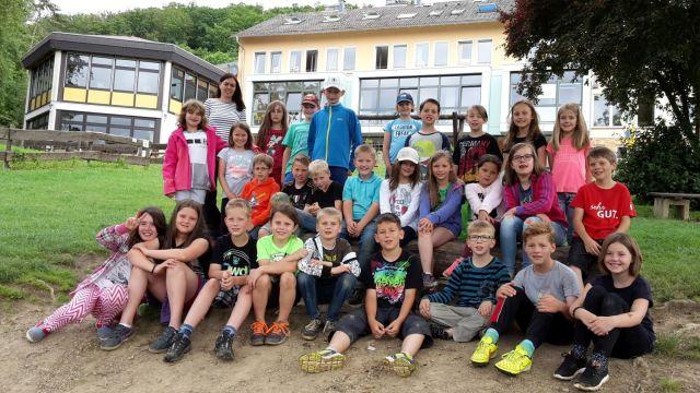 Gruppenbild Jugendherberge