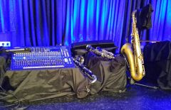 Echte Instrumente sind einfach schön...