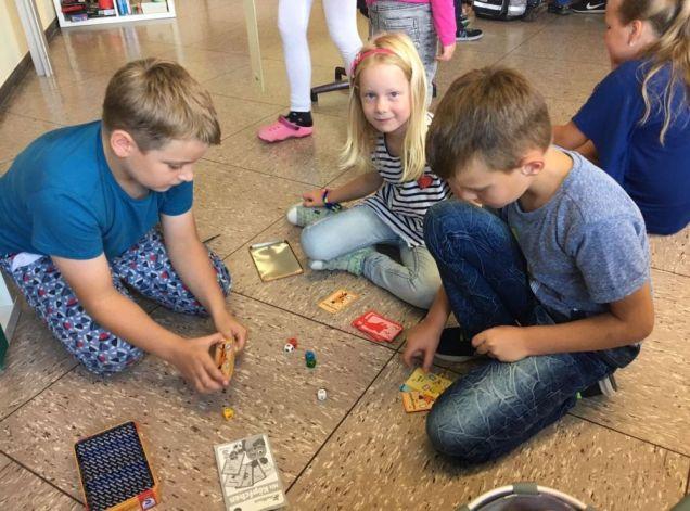 Spielerisch Sozialkompetenz erwerben